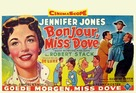 Good Morning, Miss Dove - Belgian Movie Poster (xs thumbnail)