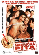 American Pie - Croatian Movie Cover (xs thumbnail)