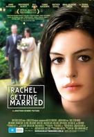 Rachel Getting Married - Australian Movie Poster (xs thumbnail)