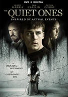The Quiet Ones - DVD cover (xs thumbnail)
