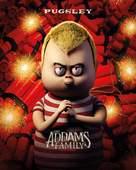 The Addams Family - Malaysian Movie Poster (xs thumbnail)