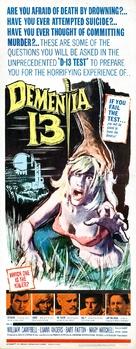 Dementia 13 - Movie Poster (xs thumbnail)