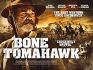 Bone Tomahawk - British Movie Poster (xs thumbnail)