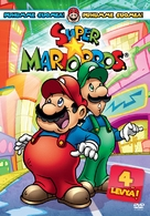 """The Super Mario Bros. Super Show!"" - Finnish DVD cover (xs thumbnail)"