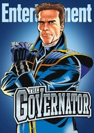 The Governator - Movie Poster (xs thumbnail)
