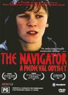The Navigator: A Mediaeval Odyssey - Australian DVD cover (xs thumbnail)