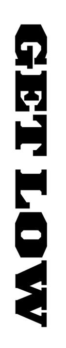 Get Low - Logo (xs thumbnail)