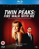 Twin Peaks: Fire Walk with Me - British Blu-Ray movie cover (xs thumbnail)