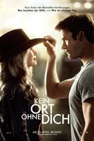 The Longest Ride - Swiss Movie Poster (xs thumbnail)