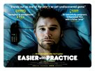 Easier with Practice - British Movie Poster (xs thumbnail)