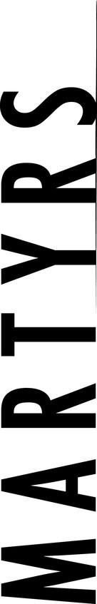 Martyrs - French Logo (xs thumbnail)