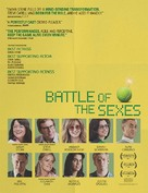 Battle of the Sexes - For your consideration movie poster (xs thumbnail)