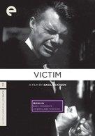 Victim - DVD cover (xs thumbnail)