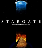 Stargate - German Blu-Ray movie cover (xs thumbnail)