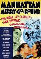 Manhattan Merry-Go-Round - Movie Cover (xs thumbnail)