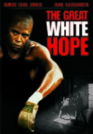 The Great White Hope - DVD movie cover (xs thumbnail)