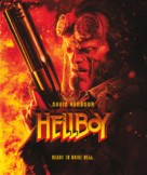 Hellboy - Blu-Ray movie cover (xs thumbnail)