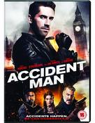 Accident Man - British Movie Cover (xs thumbnail)