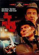 The Taking of Pelham One Two Three - DVD cover (xs thumbnail)