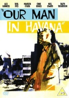Our Man in Havana - British Movie Cover (xs thumbnail)