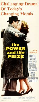 The Power and the Prize - Movie Poster (xs thumbnail)