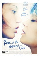 La vie d'Adèle - Australian Movie Poster (xs thumbnail)