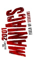 2001 Maniacs: Field of Screams - Logo (xs thumbnail)