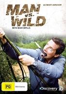 """Man vs. Wild"" - Australian DVD movie cover (xs thumbnail)"