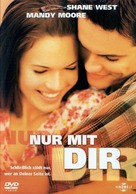 A Walk to Remember - German DVD cover (xs thumbnail)