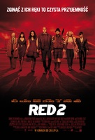 RED 2 - Polish Movie Poster (xs thumbnail)