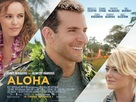 Aloha - British Movie Poster (xs thumbnail)