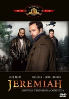 """Jeremiah"" - Spanish DVD movie cover (xs thumbnail)"