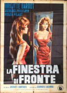 La lumière d'en face - Italian Movie Poster (xs thumbnail)