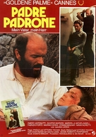Padre padrone - German Movie Poster (xs thumbnail)