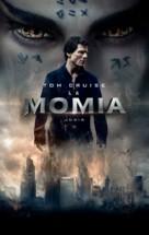 The Mummy - Spanish Movie Poster (xs thumbnail)