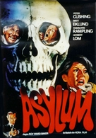 Asylum - German Movie Poster (xs thumbnail)