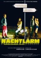 Nachtlärm - German Movie Poster (xs thumbnail)