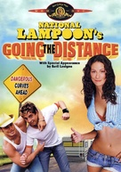 Going the Distance - DVD cover (xs thumbnail)