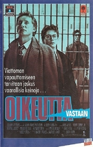 True Believer - Finnish VHS movie cover (xs thumbnail)