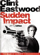 Sudden Impact - DVD cover (xs thumbnail)