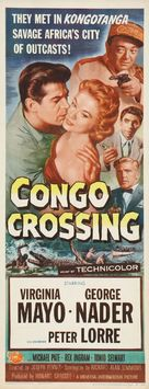 Congo Crossing - Movie Poster (xs thumbnail)