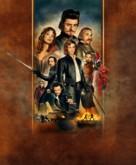 The Three Musketeers - Key art (xs thumbnail)