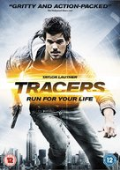 Tracers - British Movie Cover (xs thumbnail)