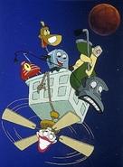 The Brave Little Toaster Goes to Mars - Key art (xs thumbnail)