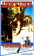 """Lucky Luke"" - German VHS cover (xs thumbnail)"