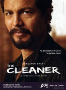 """""""The Cleaner"""" - Movie Poster (xs thumbnail)"""
