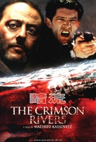 Les rivières pourpres - Chinese Movie Poster (xs thumbnail)