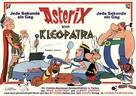 Astérix et Cléopâtre - German Movie Poster (xs thumbnail)