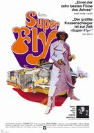 Superfly - German Movie Poster (xs thumbnail)