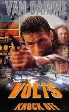 Knock Off - Estonian VHS movie cover (xs thumbnail)
